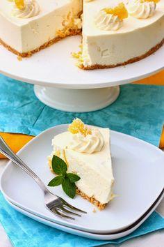 Suklaapossu: Pina Colada -juustokakku