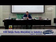 XXII Sesja Rady Miejskiej w Sokółce Część 2_30_12_2015