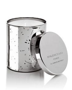 L\'Essence Candle by Balenciaga at Bergdorf Goodman. Violet Candle