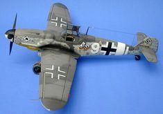 Messerschmitt Bf 109G-6 by Franck Oudin (Hasegawa 1/32)