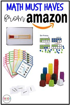 math manipulatives a