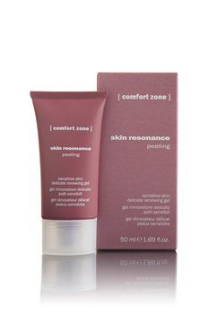 Comfortzone comfort zone Skin Resonance Peeling comfort zone Skin Resonance Peeling the skin appears regenerated and purified, there is an effective renewal of the cells and increase of their oxigenation WITH gluconactone, white tea HOW IT WORKS gl http://www.MightGet.com/january-2017-12/comfortzone-comfort-zone-skin-resonance-peeling.asp