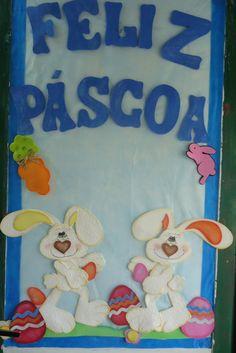 Painel de Páscoa R$ 40,00