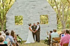 Wedding at The Fritz Farm Wedding Venue in Cordele, GA #rustic #chic #thefritzfarm #rusticwedding #barnwedding #wedding
