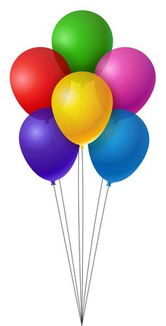 Balloons Colorful Birthday - Free image on Pixabay Happt Birthday, 1st Birthday Party Themes, Ball Birthday Parties, Birthday Clipart, Happy Birthday Balloons, Happy Birthday Wishes Quotes, Happy Birthday Gifts, Cumpleaños Harry Potter, Balloon Clipart