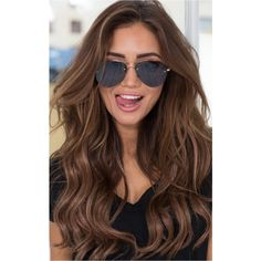 Stare Down Sunglasses in Gold SHOWPO Fashion Online ($22) ❤ liked on Polyvore featuring accessories, eyewear, sunglasses, aviator sunglasses, aviator style sunglasses, star glasses, gold aviators and gold aviator glasses