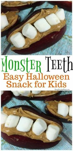 Halloween Snacks For Kids, Halloween Treats For Kids, Halloween Baking, Halloween Food For Party, Halloween 2020, Haloween Party, Halloween Foods, Halloween Desserts