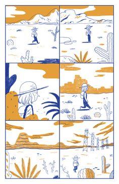 Senvald in Illustration