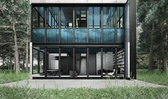 Villa Clessidra is a construction of much defined proportions. And as such it is also a bet. A bet in designing freedom within confinement. A bet in allowing...