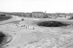 A2 rotonde geusselt begin  jaren 60