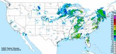 Doppler Radar National Mosaic Loop