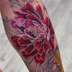Likes, 42 Kommentare - Irezumi Collective ( . Irezumi Tattoos, Tatuajes Irezumi, Tattoos Skull, Body Art Tattoos, Tribal Tattoos, Gypsy Tattoos, Arabic Tattoos, Dragon Tattoos, 1 Tattoo