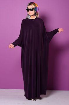 Bat Sleeve Abaya