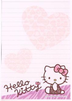 hello kitty corazón leopardo! <3