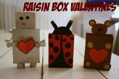 Raisin Box Robot