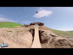 And we thought triple backflips were impressive! Jed Mildon lands the first-ever BMX quad backflip. BMX video from Nitro Circus. Video Go, Video News, Real Funny Videos, Quad, Bmx Videos, Nitro Circus, Bike Rider, European Tour, Ride Or Die
