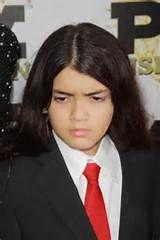 "Prince Michael "" Blanket"" Jackson"
