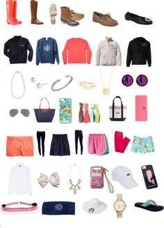 """""""Preppy"""" by hope-winchell ❤ liked on Polyvo Basic Outfits, Preppy Outfits, Summer Outfits, Cute Outfits, Preppy Clothes, Camp Clothes, Fashion Outfits, Fashion Tips, Preppy Girl"""