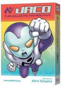 Viz Media Talks 'Jaco The Galactic Patrolman' Manga Release
