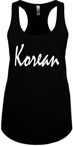 ed06043229b8 Juniors Funny Tank Top Size 2X KOREAN Ladies Novelty Womans Tee *** Amazon  most trusted e-retailer #KoreanFashion. Korea Japan Bazaar · Korean Fashion