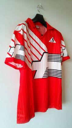 サッカー スイス代表 90年代 ユニホーム_画像2