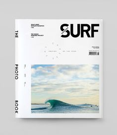 Transworld Surf Redesign by Wedge  Lever , via Behance