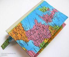 Obal na knihu - Atlas No.3 obal kniha mapa atlas