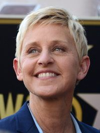 Pennsylvania Catholic school apologizes over Ellen DeGeneres photo on dance invitation ARE you freaking serious? An oscar themed prom with the host on the invitation?  Here was a moment for staff to take a stand. Call for love and understanding but sheep will be sheep...