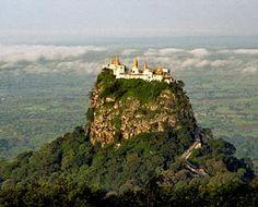 Popa Taung Kalat - Burma