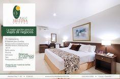 Hotel Arizona Suites Cúcuta la mejor opción para tus viajes de negocios, habitaciones amplias y modernas con todo lo que necesitas para una cómoda estadía. Pregunta por nuestras tarifas corporativas. Comunícate al 57 7 5726020 Ext 518. www.hotelarizonasuites.com #cucuta #colombia #Viajedenegocios #empresas