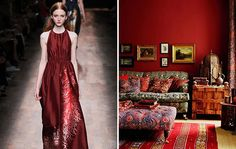 Pantone's 2015 Color of the Year: Marsala - The Interior Collective