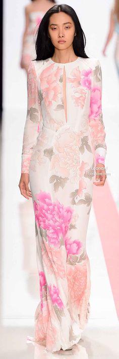 Leonard Spring 2014     jaglady #flowear #fashion ✻ www.flowear.org ✻  https://www.facebook.com/flowear/app_428376577299280