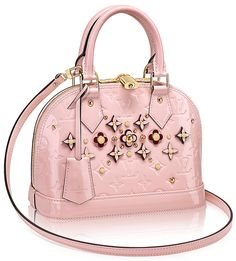 Louis Vuitton Alma Flower Bag | Bragmybag