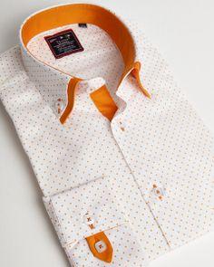 Polka dot shirt - Franck Michel