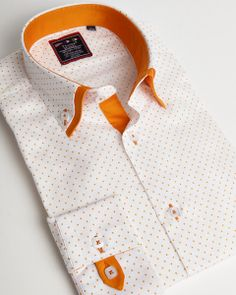 Polka dot shirt - Franck Michel