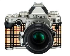 Nikon x Burberry limited