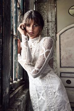 No need to be glum, Grace Loves Lace wedding dresses have the perfect mix of…