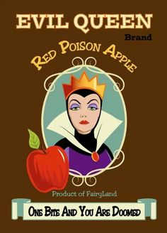 Snow White: Evil queen