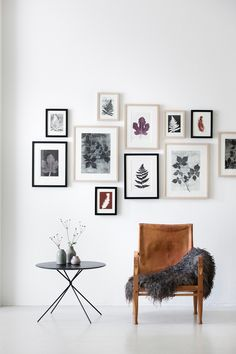 Kate and Laurel Bordeaux Gallery Wall Kit, Set of 10 Assorted Sizes (White), Size Gallery Wall Layout, Gallery Wall Frames, Frames On Wall, Gallery Walls, Picture Wall, Picture Frames, Wall Frame Set, Online Home Decor Stores, Decorative Accessories