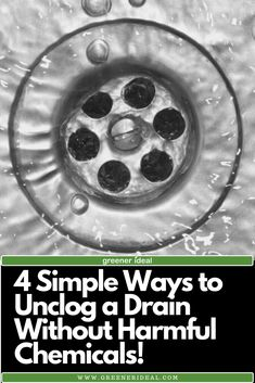 How To Naturally Unclog A Drain | 4 Simple Ways to Unclog a Drain Without Harmful Chemicals | Unclog Drain | Unclog Drain With Vinegar Baking Soda | Unclog Sink Drain | Unclog Bathtub Drain | Unclog Drain Pipes | Unclog Drain DIY | Unclog Drain Nayurally | Natural Ways To Unclog A Drain | Unclog Sink Drain Naturally | Unclog Shower Drain Naturally | #home #tips #cleaningtips #drain #unclog #natural #naturalcleaningtips #chemicalfree #DIY