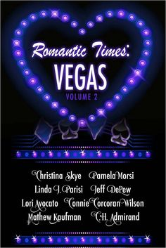 "Romantic Times: Vegas Vol 2 featuring my new short story, ""The Ex-Sighting Excelsior"" http://www.amazon.com/Romantic-Times-Vegas-Book-2/dp/0692667210/ref=sr_1_19?s=books&ie=UTF8&qid=1460116934&sr=1-19&keywords=morsi+pamela"