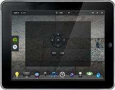 Touchpanelgrafik till Davids, iPad.