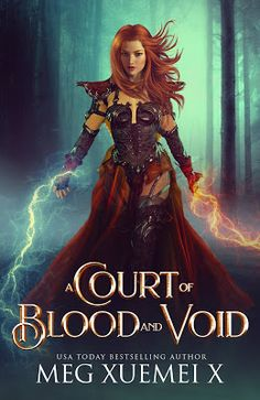 A Court of Blood and Void: a Reverse Harem Fantasy Romance (War of the Gods Book by [Xuemei X, Meg] Fantasy Book Series, Fantasy Books To Read, Paranormal Romance, Romance Novels, Saga, Carry On Book, Fantasy Romance, Thing 1, Photoshop