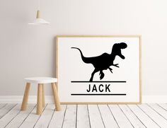 Welcome to At Viv Home Prints. You will find beautiful wall art for decorating your home. I hope you like what you see and find lots of inspiration. Dinosaur Posters, Poster Boys, Personalised Prints, Playroom Decor, Nursery Prints, Kids Room, Printables, Black And White, Baby