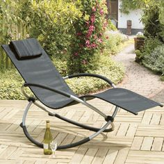 Garden Furniture | Garden Chairs, Loungers & Recliners | Orbit Relaxing Rocking Chair