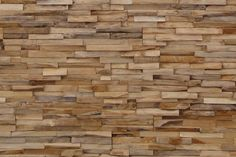 Wooden wall by Wonderwall Studios » Retail Design Blog