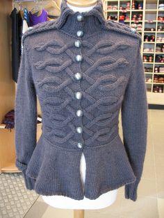 StellaBone's Sgt. Peppery Sweatery