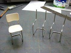 kleine stoeltjes