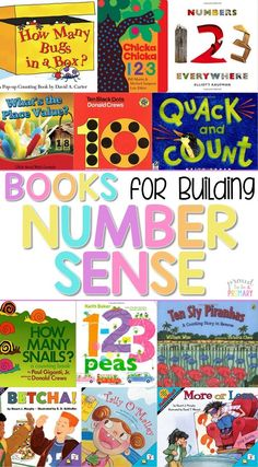 Here is the ultimate list of number sense books for teachers when teaching number sense concepts in Kindergarten and first grade. You will also find an extensive list of number sense activities and resources: materials, math manipulatives, and FREE activities you can access today!