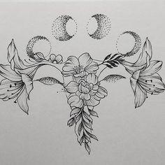 Earth Spirit Art Print by Cristina McAllister Éphémères Vintage, Tattoo Feminin, Feminist Tattoo, Body Art Tattoos, New Tattoos, Tatoos, Spirited Art, Tattoo Project, Tattoo Sketches